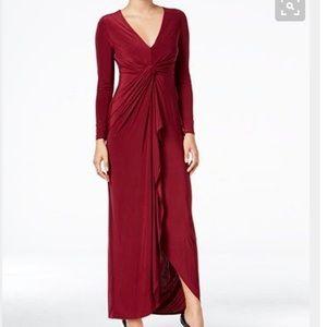Thalia Sodi long sleeve dress