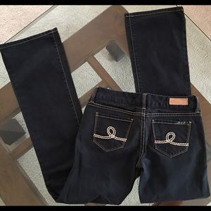 Seven7 Denim - Seven 7 jeans Tall boot stretch premium denim