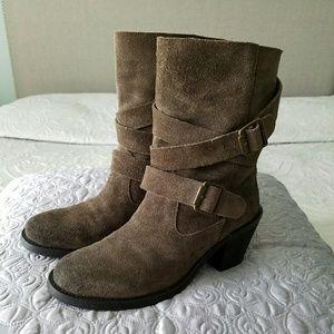 Adam Tucker Shoes - Adam Tucker Leather Boots