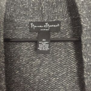 Mercer & Madison Sweaters - MERCER & MADISON Women's Sweater 2X Lambs Wool
