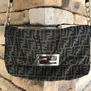 Fendi Handbags - Authentic Fendi Crossbody / Shoulder Bag