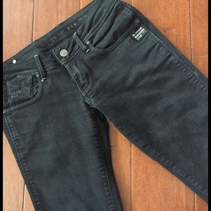 Crystal Doll Denim - G STAR RAW denim