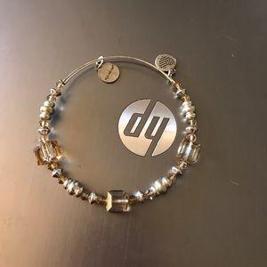 Alex & Ani Jewelry - Swarovski Bangle