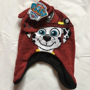 Nickelodeon Other - BRAND NEW Boys Paw Patrol Hat & Mittens Set