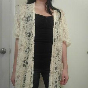 Other - Beautiful Knit Kimono