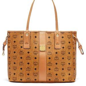MCM Handbags - ❤️ MCM ❤ Large Reversible Tote - Cognac