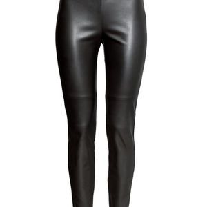 HM Leathercraft Pants - Pants
