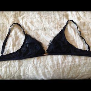 Calvin Klein Underwear Other - Calvin Klein navy lace bra