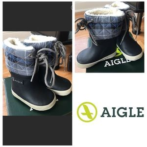 Aigle Other - 💋French brand Aigle rain boots