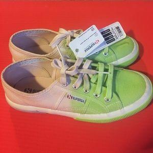 Superga Shoes - Multicolored Superga Sneakers. Size 38 / 7.5