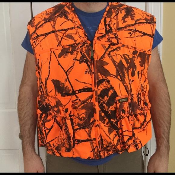43b0edb975783 Remington Jackets & Coats | Camo Hunting Vest | Poshmark