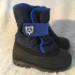 Kamik Other - Kamik Toddler Snow Boots size 6