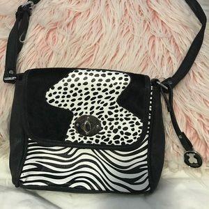 Tous Handbags - Beautiful bear black cross body designer look
