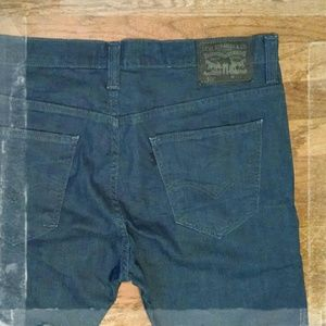 Levi's Other - 34x34 Like New Mens Levi's skinnies Gray\Blue