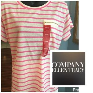 Ellen Tracy Company Top