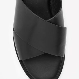 Cos Shoes - Cos crossover leather sandals