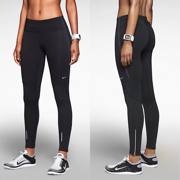 b5e57296b521 Women s Nike Shield Running Tights
