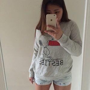 Sweaters - Snoopy Sweatshirt