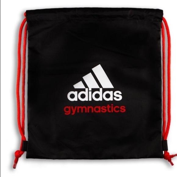 bdc6dd6f08aa Adidas Handbags - Adidas Drawstring Gymnastics Bag