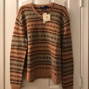 Polo by Ralph Lauren Other - ✨NWT✨ Men's Polo Ralph Lauren Hand Knit Sweater