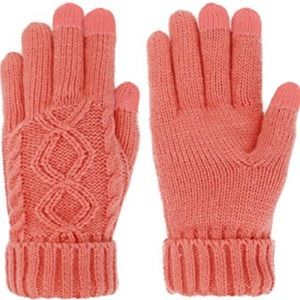 Simplicity Accessories - 2/$15 🛍 NWT Women's Gloves Apricot small