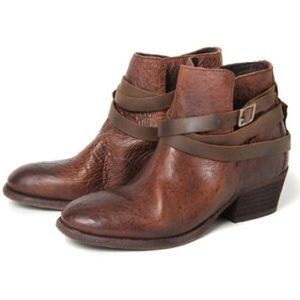 H By Hudson Shoes - H by Hudson Leather Horrigan Ankle Boot