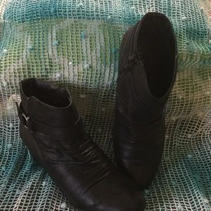 Kim Rogers Shoes - Kim Rogers Black Boots