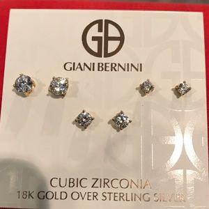 Giani Bernini Jewelry - Giani Bernini Cubic Zirconia Earrings