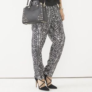 NWT Rebecca Minkoff sequin pants (embellished zee)