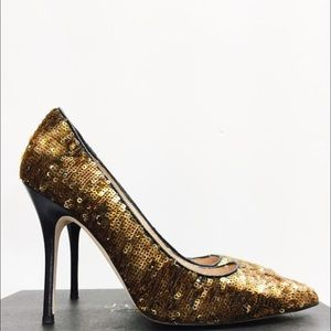 J.Crew Collection Roxie Sequin Pump