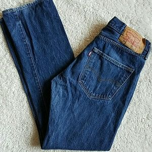 🦋HP🦋Vintage~Levi's 501 Buttonfly Jeans