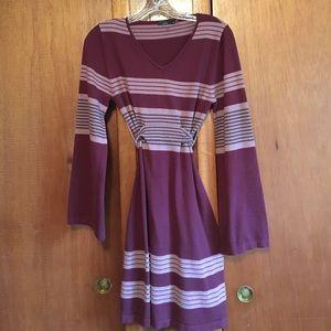 Prana sweater dress