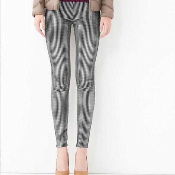ebc22a5d54dad Uniqlo Checkered Leggings Stretch Pants Xs 24 25. M_58c33771a88e7d6d4401d62e