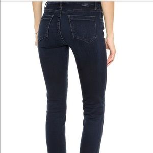 Goldsign Denim - GOLDSIGN Misfit Straight Leg Jeans