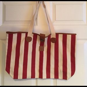 Mary Kay Handbags - Large canvas tote bag