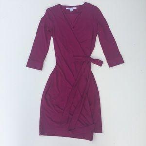 Diane von Furstenberg Dresses & Skirts - Diane von Furstenberg Julian Two Wrap Dress
