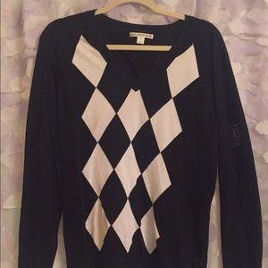 Cutter & Buck Sweaters - Argyle TPC Sawgrass Sweater Cutter & Buck