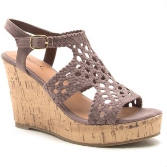 Louis Vuitton Womens Wedge Shoes Size