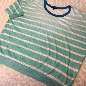 Lane Bryant Tops - Lane Bryant Striped Tshirt