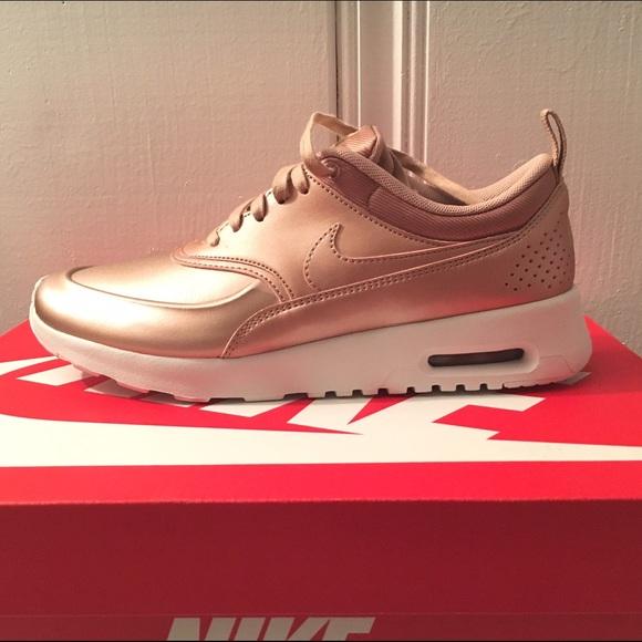4fd768cbb3ee Nike Air Max Thea Rose Gold