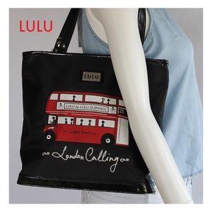 Lulu Handbags - London Calling Tote LULU by Lulu Guinness