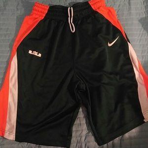Nike Other - Nike LeBron James athletic shorts L