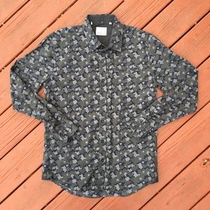 7 Diamonds Other - 7 Diamonds Button Up Shirt