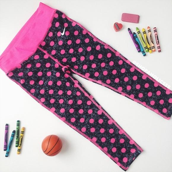 41f1ceb2696c8f Nike Bottoms | Drifit Sports Essentials Girls Leggings | Poshmark