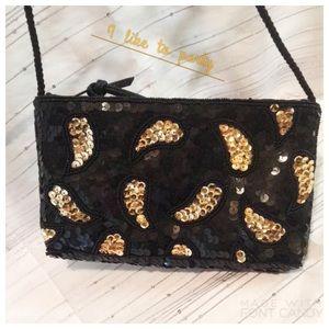 Handbags - Sequin Evening Bag