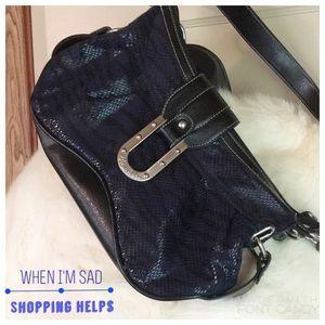 Rosetti Handbags - NWOT Snakeskin Hobo Bag