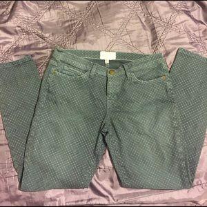 Current/Elliott stiletto jean