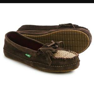 Sanuk Shoes - Sanuk shy anne moccasins