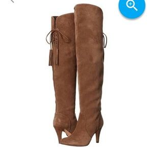 Vince camuto thigh high boots NWOT