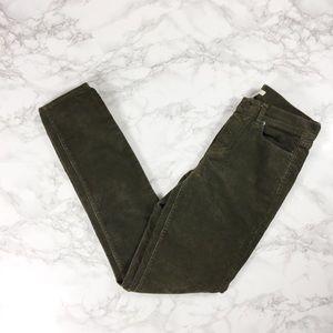 J. Crew Pants - J. Crew High-Rise Skinny Corduroy Pants